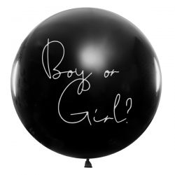 BALON BOY OR GIRL CHŁOPIEC