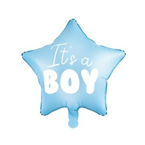 BALON FOLIOWY IT'S A BOY