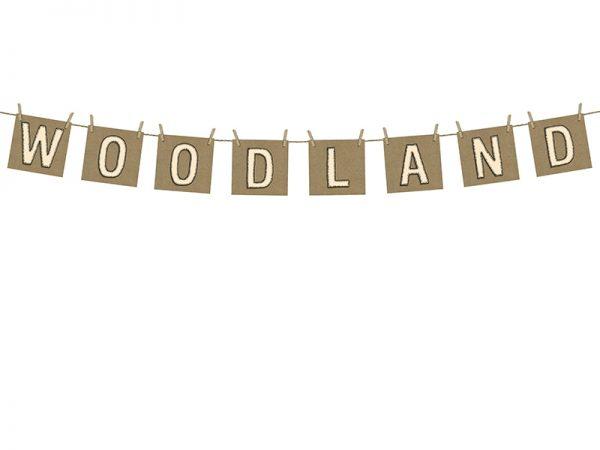 BANNER WOODLAND
