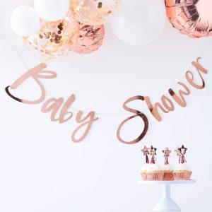 GIRLANDA BABY SHOWER