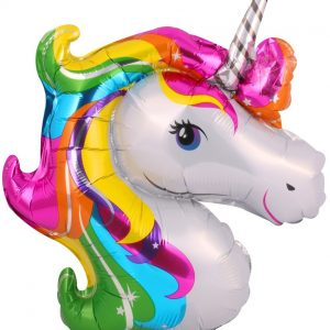 BALON FOLIOWY UNICORN