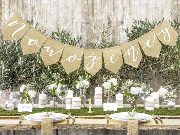 Banner Nowożeńcy