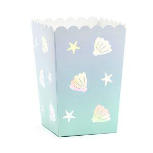 Pudełko na Popcorn Narwal
