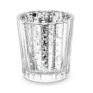 Świecznik Srebrny 6 cm