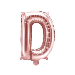 Balon Foliowy D, Rose Gold