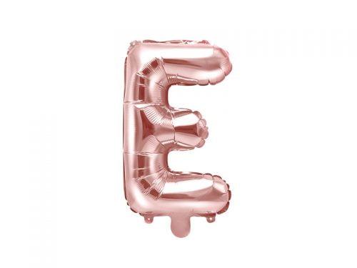 Balon Foliowy E, Rose Gold