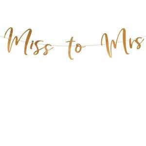 Baner Miss to Mrs, Rose Gold