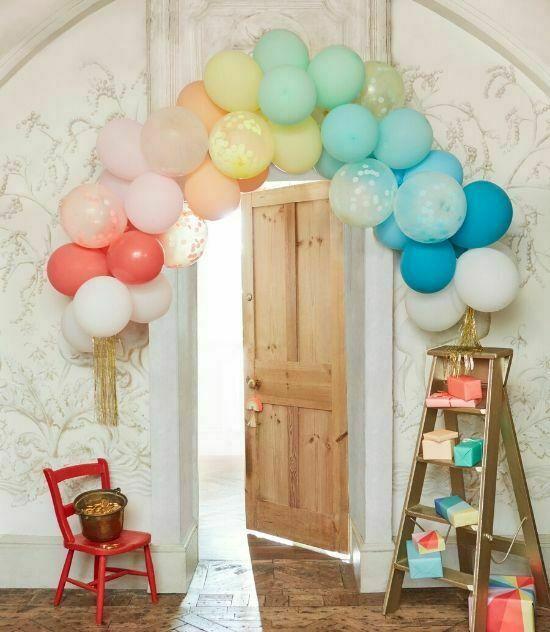 Dekoracje balonowe Poznań