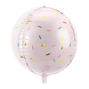 Balon Foliowy Kula Posypka